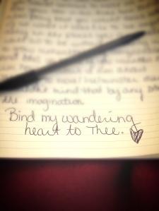 Bindmywanderingheart